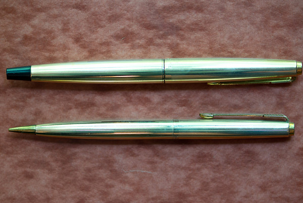Parker 45 Signet Pen and Pencil Set