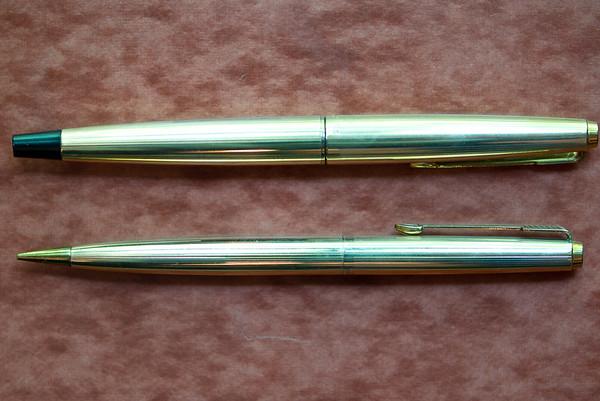 Parker 45 Signet Pen and Pencil Set
