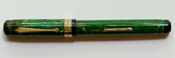 Waterman Patrician in Emerald Green
