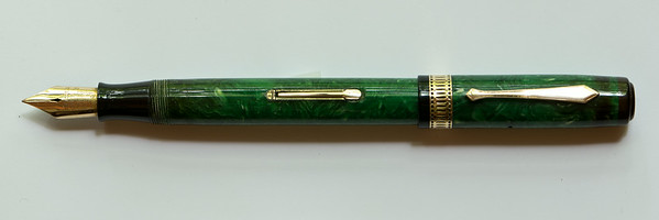 Emerald Green Patrician, Posted